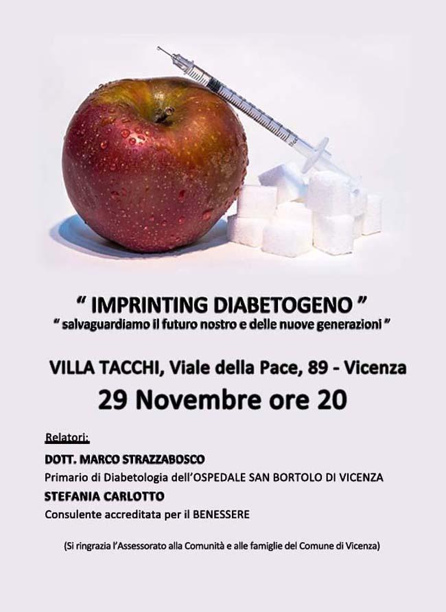 conferenze: prevenzione al fenomeno del diabete